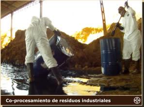 Pedido Co-procesamiento de materiales peligrosos recuperables