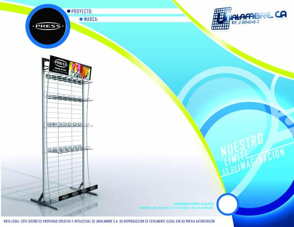Pedido Proporcionar de equipos para la tiendas comerciales