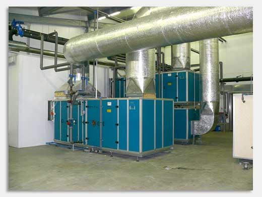 Pedido Diseño de sistemas de ventilación de aire