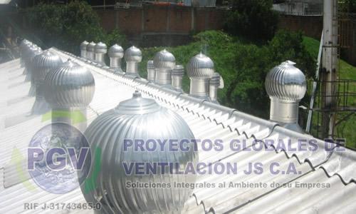 Pedido Extractores Industriales Venezuela