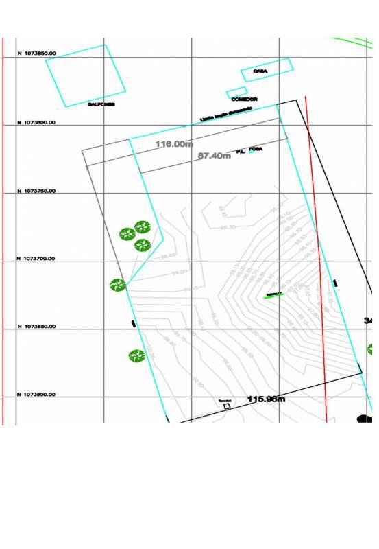 Pedido Levantamientos Topográficos con Planos en Cad