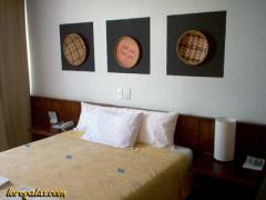 Habitación Matrimonial en Hotel en Mérida
