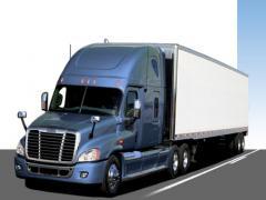 Transporte, de gran tamaño y mercancías peligrosas