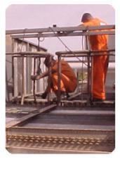 Instalación y mantenimiento de aire acondicionado y ventilación