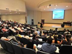 Organización y realización de presentaciones,