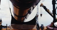 Construcción Planta de Metanol