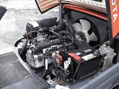 Mantenimiento de equipos de manejo de materiales
