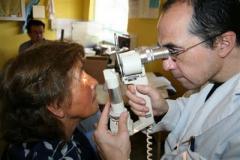 Consultoría oftalmólogo