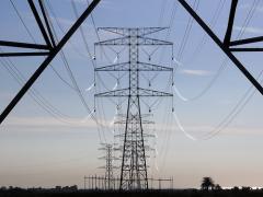 Construcción de líneas de energía