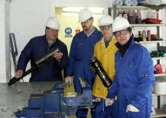 Alquiler de maquinaria para la perforación de pozos