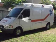 Ambulancia Terrestre