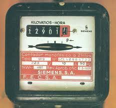 Instalación de Contadores Eléctricos