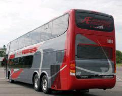 Transporte Terrestre Irizar Century 390 Ejecutivo