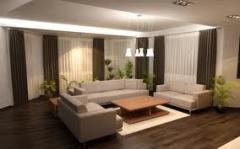 Professional decoration of houses