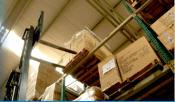 Servicios de Almacenajes de Deposito con Temperatura Controlada