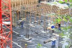 Construcción de Parking Subterráneo