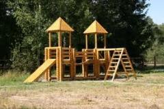 Construcción de Campos de Juegos