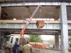 Apoyo de Proyectos de Construcción
