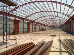 Construcción industrial