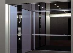 Montaje de hueco del ascensor