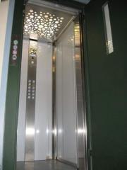 Tratamiento técnico de ascensores