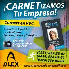 Servicio de Carnetizacion Idustrial, empresarial y Estudiantil
