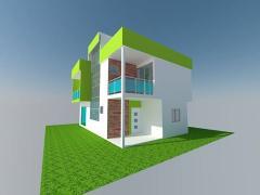 Diseño y ejcucion de proyectos de obra civil elaboracion de planos 3d y mantenimiento de ventilacion forzada