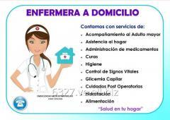 ASISTENCCIA MEDICA A DOMICILIO