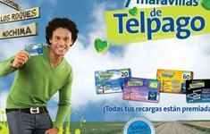 Tarjetas de Telpago