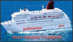 Isla Griega y Turquia