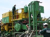 Limpieza de tanques de almacenamiento de hidrocarburos