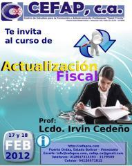 Actualización Fiscal