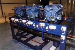 Diseño sistemas de refrigeración