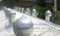 Extractores Industriales Venezuela