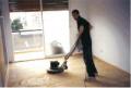 Lavado y desmanchado de pisos