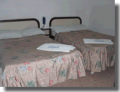 Habitacion de 2 dos camas